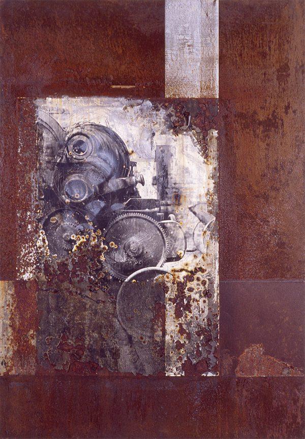 ART MEETS DESIGN | Alexander Kirberg | Maschinenkörper 1996