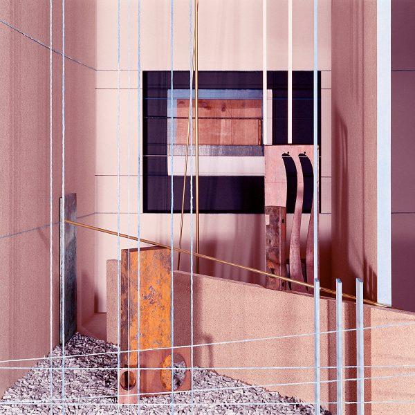 ART MEETS DESIGN | Alexander Kirberg | Worlds in a room | Fire 2001