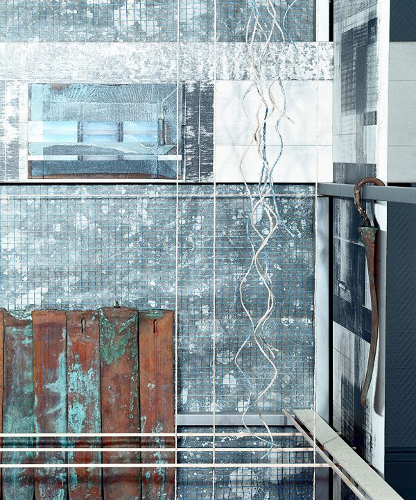 ART MEETS DESIGN | Alexander Kirberg | Worlds in a room | Sky 2001