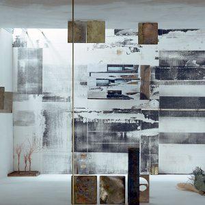 ART MEETS DESIGN | Alexander Kirberg | Worlds in a room | Snow 2001